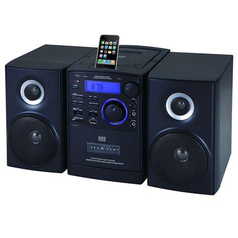 usb cd player mp3 cd player am fm radio cassette recorder w ipod iphone usb sd aux ebay