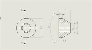 Technische Zeichnung Ansichten : konisch zulaufender ring aus edelstahl oder lebensmittelechtem kunststoff gesucht roboternetz ~ Yasmunasinghe.com Haus und Dekorationen