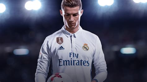 wallpaper cristiano ronaldo fifa   games