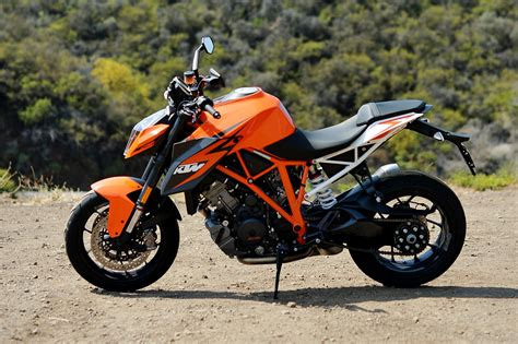 2016 Ktm 1290 Super Duke R Motorcycle First Ride And