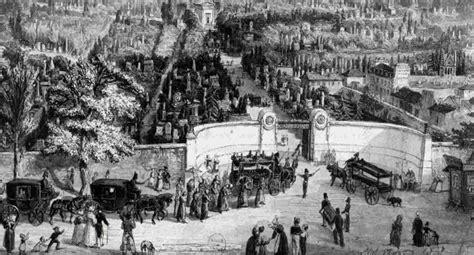 histoire de la chaise le cimetière du père lachaise et le 1er empire visite