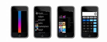 Zune Iphone Ipod Touch Themes Gb Interface
