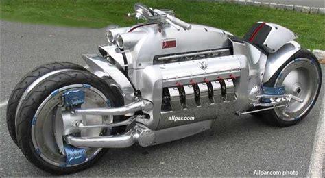 Dodge Tomahawk Motorcycle Concept Car