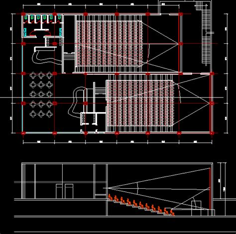 cinematographer dwg full project  autocad designs cad