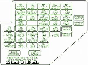 Fuse Map  U2013 Page 47  U2013 Circuit Wiring Diagrams