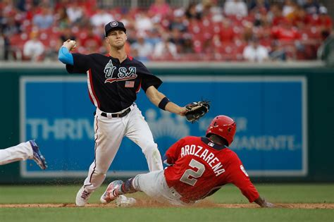 carter kieboom washington nationals future getty team should into where futures game double district deck turns