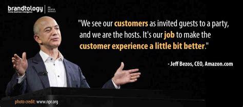 jeff bezos  customer service quotes quotesgram