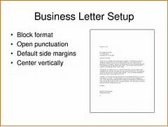 13 How To Set Up A Letter Format Lease Template Mr Reed 39 S TCHS Courses Word 2007 Block Business Letter Format Share Email Embed Like Liked Save Loading Embed Code With Reference To Your Letter Asking About How To Set Up A Business