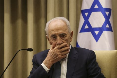 Peres: Netanyahu torpedoed peace deal 3 years ago   The