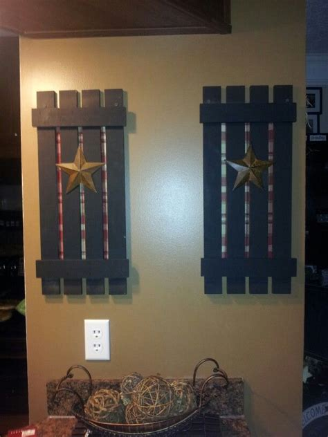 Would Cute Make Indoor Window Shutters From Fence