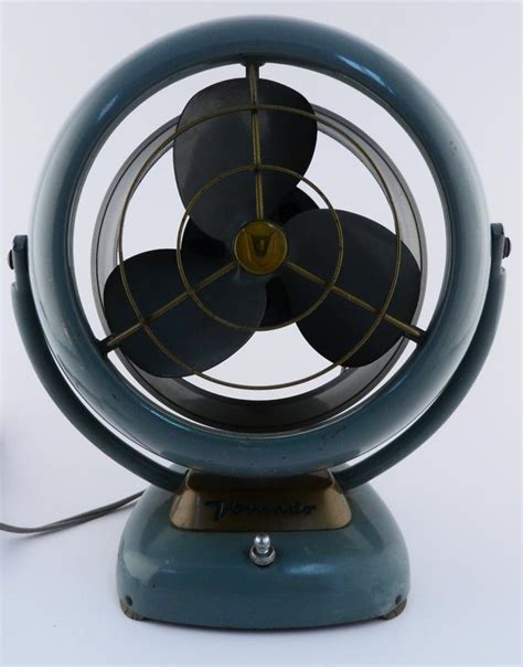 vornado desk fan vintage 1950 s industrial steunk art deco