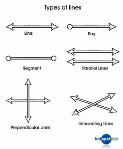 Geometry - Math - Lines