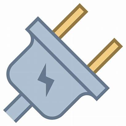 Icon Electrical Clipart Focus Plug Wire Outlet