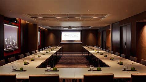 meeting rooms pullman london st pancras hotel