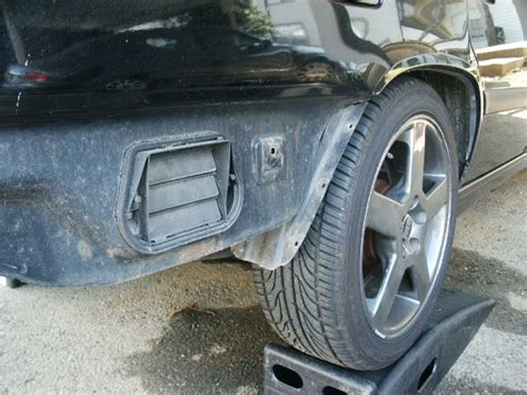 removing rear bumper cover volvo forums