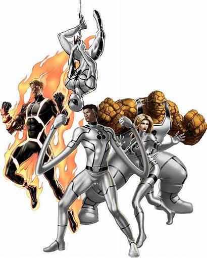Future Foundation Marvel Fantastic Four Comics Spiderman