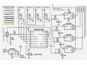 Cctv 12v Wiring Diagram