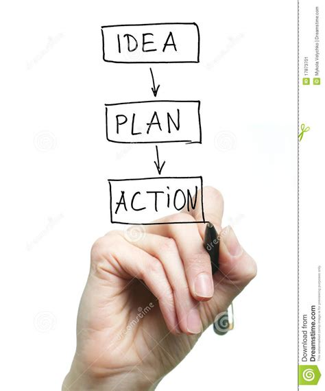 home design education idea plan stock image image 17873701