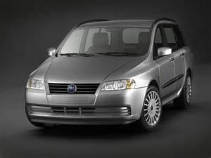 Fiat Stilo 2002 : fiat stilo 2002 3d model max 3ds ~ Gottalentnigeria.com Avis de Voitures