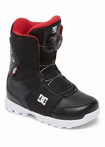 Boa Chart Dc Boys Youth Scout Snowboard Boot Kids Boots Sizes 10 7