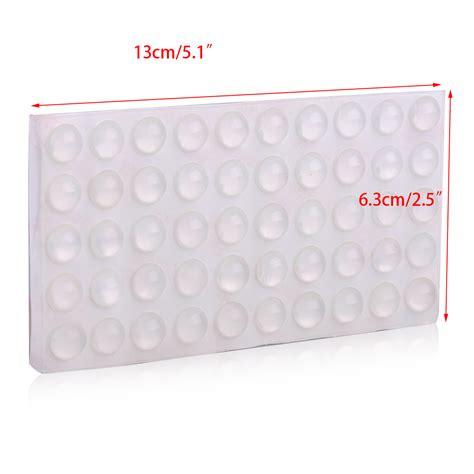 Kitchen Door Anti Slam by 50 Buffer Pads Kitchen Door Domed Anti Slam Cabinet