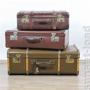 Deko 50er Jahre : 3er deko koffer set schaufenster reiseb ro 50er jahre shabby style laden vintage ebay ~ Sanjose-hotels-ca.com Haus und Dekorationen
