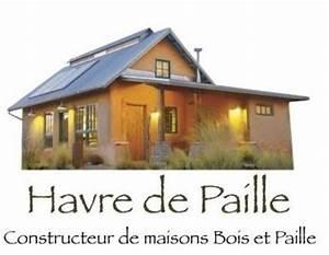 construction de maison bois et paille 33 gironde aquitaine With maison bois et paille