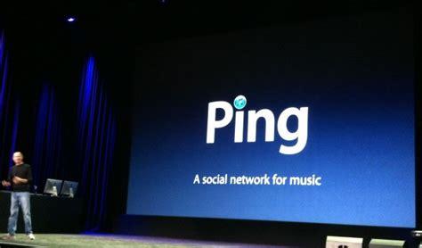 apple si鑒e social apple addio al social ping