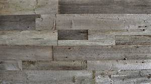 diy reclaimed wood accent wall grey shades mixed widths With barn wood look wall panel