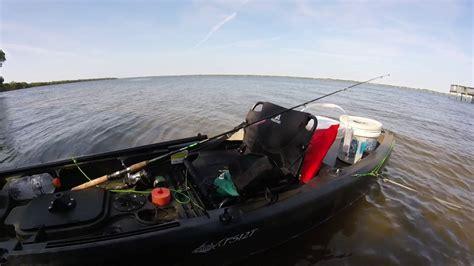 fishing inshore kayak florida