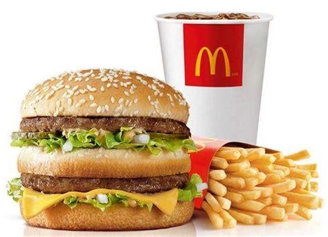 fast cuisine big mac combos em fast foods bom para o bolso ruim para a saúde
