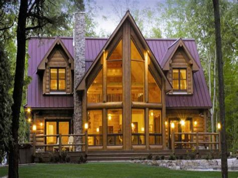 Log Cabin Floor Plans Open Floor Plans Log Cabin, Log