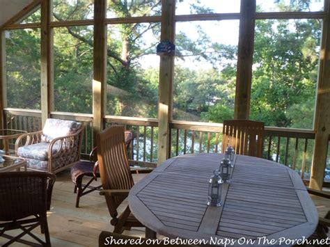 beautiful screened porch addition