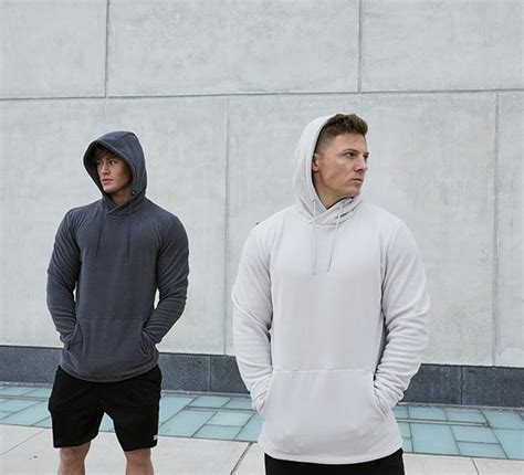 GymShark Pullover Washed Bashe Degree