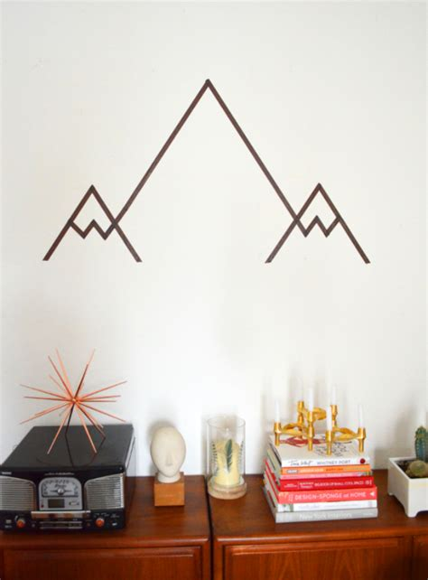 Easy Decorating Ideas For Your Bedroom by 17 Simple And Easy Diy Wall Ideas For Your Bedroom