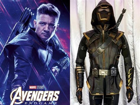 Official Jeremy Renner Hawkeye Now Ronin