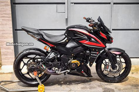 Modification Kawasaki Z1000 by Modified Bajaj Pulsar 200ns Z1000 Modification Imahes 2