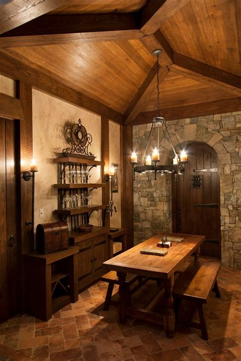 amazing rustic basement design ideas decoration love