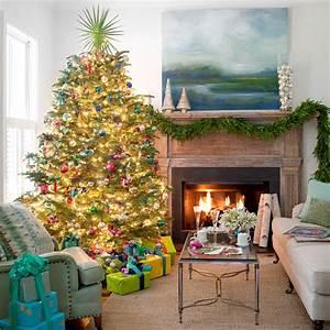 Künstlicher Weihnachtsbaum Geschmückt : christbaum schmuck glanzvolle ideen mit auff lligen details ~ Michelbontemps.com Haus und Dekorationen