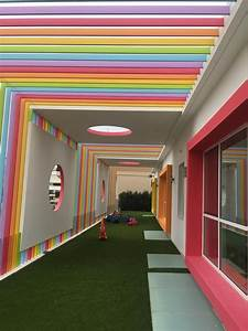 Daycare Picture Kindergarten Architecture Design Project Plan Exterior