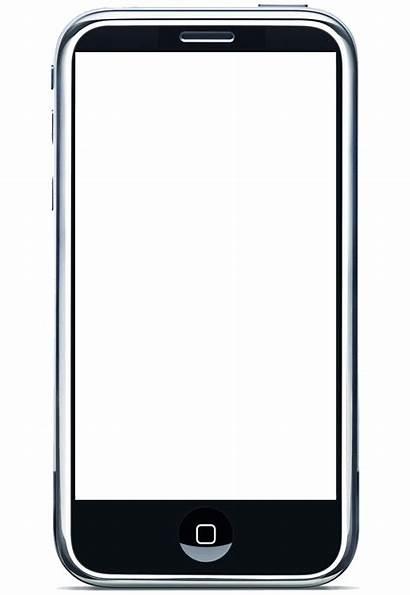 Iphone Clipart Mobile Clip Cliparts Apple Copy