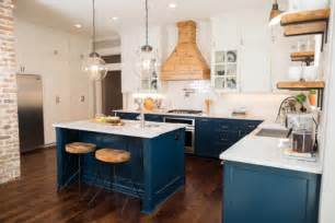 country homes and interiors subscription 23 gorgeous blue kitchen cabinet ideas