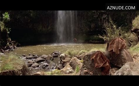 Tanya Roberts Breasts Butt Scene In Sheena AZNude