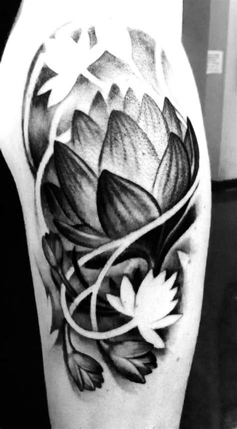 Tattoo lotus flower sleeve | Tattoos | Pinterest | Lotus, Flower Sleeve and Lotus Flowers