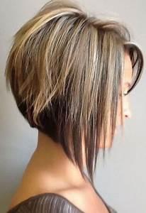 Coiffure Carre Plongeant : coiffure carre plongeant photo ~ Nature-et-papiers.com Idées de Décoration