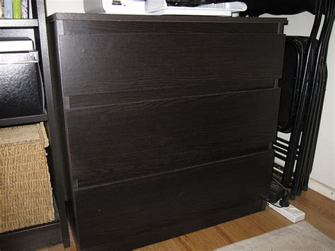 Ikea Malm 6 Drawer Dresser Size by Ikea Malm 3 Drawer Dresser Black Flickr Photo