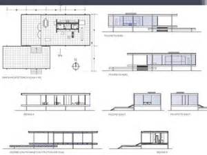 open concept house plans farnsworth house