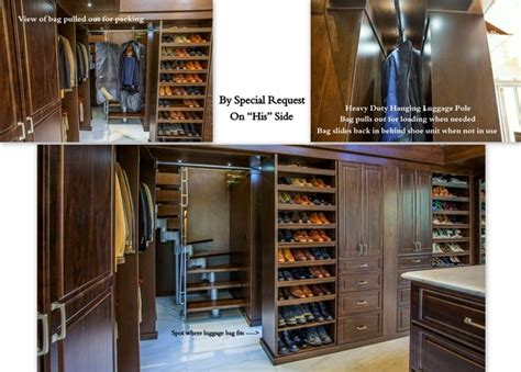 luxury two story master closet closet other metro by