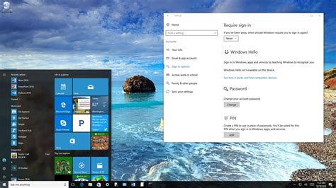 Desktop Resume Sleep by How To Prevent Windows 10 From Requiring A Password When Resuming From Sleep Windows Central