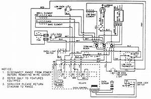 Kenmore Electric Oven Wiring Diagram